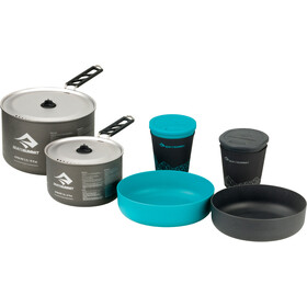Sea to Summit Alpha 2 Pot Cook Set 2.2 grey